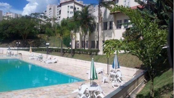 Apartamento Para Venda Por R$230.000,00 Com 55m², 1 Sala, 1 Cozinha E 1 Banheiro - Jardim São Miguel, Ferraz De Vasconcelos / Sp - Bdi9208