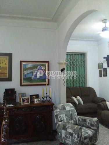 Casa À Venda, 4 Quartos, 1 Suíte, 5 Vagas, Tijuca - Rio De Janeiro/rj - 2515