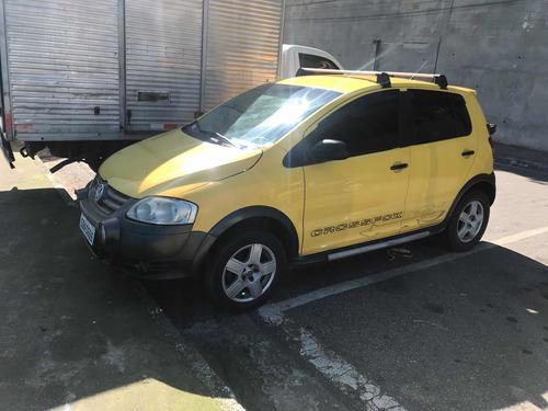 Imagem 1 de 4 de Volkswagen Crossfox 2008 1.6 Total Flex 5p
