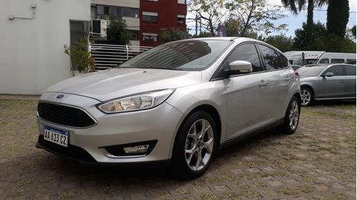 Ford Focus Se Plus Mt 5p 2.0 2016