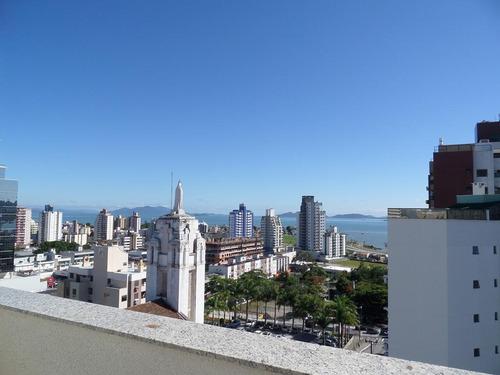 Imagem 1 de 24 de Cobertura Residencial À Venda, Estreito, Florianópolis. - Co0276