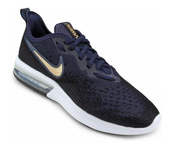 Tênis Nike Air Max Sequent 4 Feminino Original C/ N Fiscal