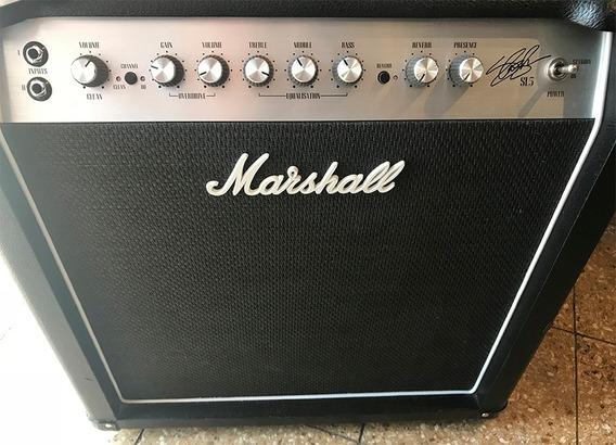 Amplificador Valvular Marshall Sl-5c Slash Usado Libertella