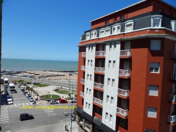 Mar Del Plata. Dpto Centro Vista Al Mar