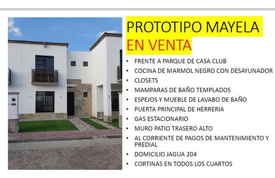 Casa Mayela Oportunid Frente A Casa Club Bosques Del Dorado