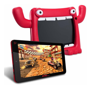 Tablet Mymo Hd Con Funda Level Up 7 Pulgadas 16 Gb Quadcore