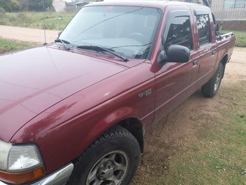 Ford Ranger 1999 2.5 Xl Dc 4x2