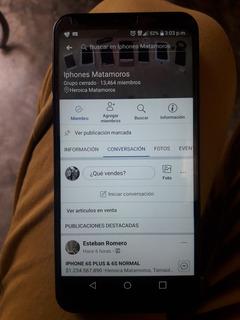 LG Q6 Plus De 64 Gb