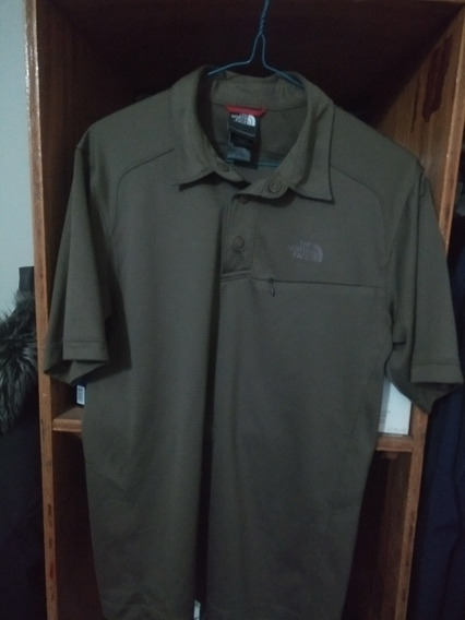 Playera Polo The North Face Talla S Hombre