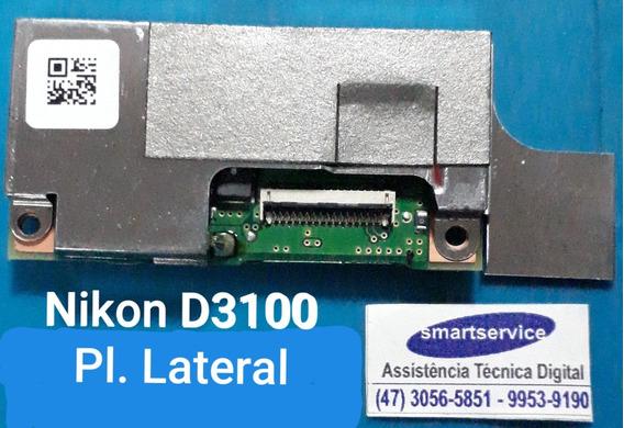 Placa Lateral Nikon D3100 E D5100