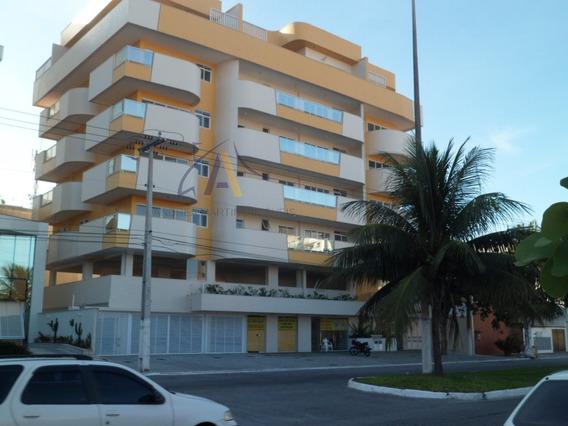 Apartamento A Venda No Bairro Braga Em Cabo Frio - Rj. - Cob160-1