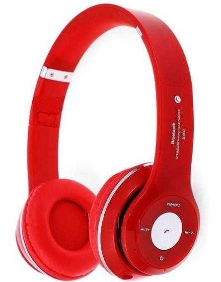 Fone De Ouvido Stereo Headphone S460