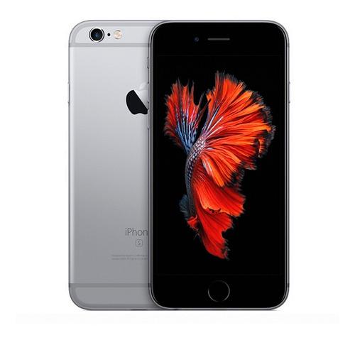 Imagen 1 de 4 de Celular Original Apple iPhone 6s 16gb Space Gray+ Accesorios