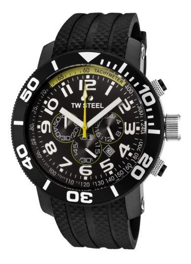 Relógio Importado Tw Steel-preto