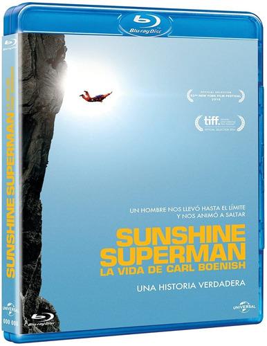 Imagen 1 de 2 de Sunshine Superman La Vida De Carl Boenish Blu Ray Nuevo