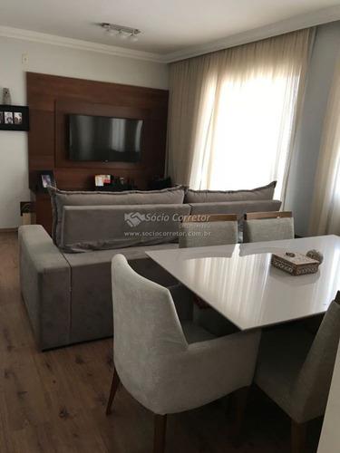 Imagem 1 de 15 de Vendo Apto 67m² Condomínio Bem Querer Itapegica - Apartamento A Venda No Bairro Vila Das Bandeiras - Guarulhos, Sp - Sc00472