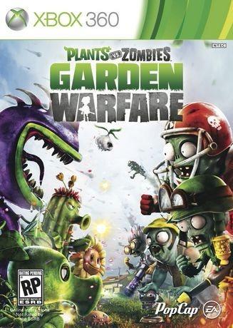Plants Vs Zombies Garden Warfare Original Semi-novo Xbox 360