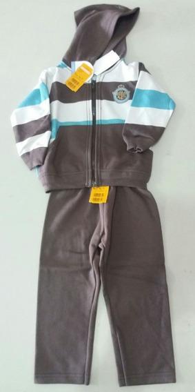 Conjunto Infantil Masculino Jaqueta Garments Marisol