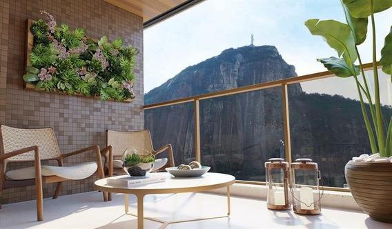 Apartamento A Venda No Bairro Jardim Botânico Em Rio De - 1651-1