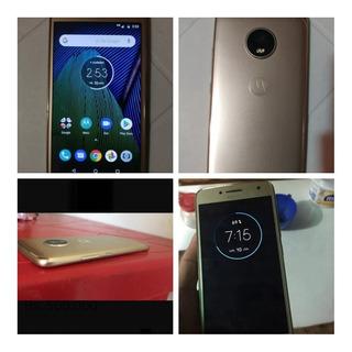 Vendo O Cambios Motorola G5 Plus Dorado Liberado