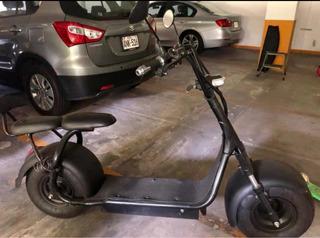 Vendo Moto Eléctrica Rapture Muy Poco Uso! Casi Nueva.