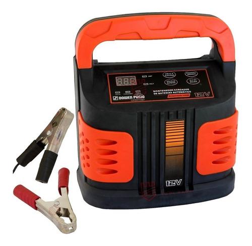 Cargador Bateria Automático Dowen Pagio 9991018 12v/12amp