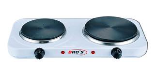 Cocina Electrica 2 Hornillas Bros Technolgy 110v 2500w Bagc