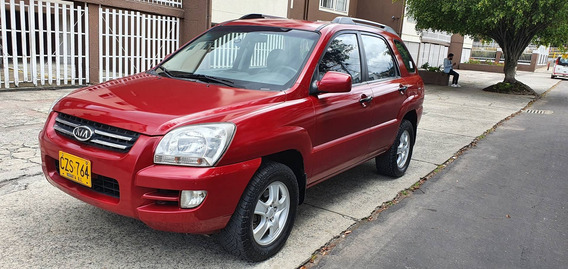 Kia Sportage 4x4 2.0 Diésel At