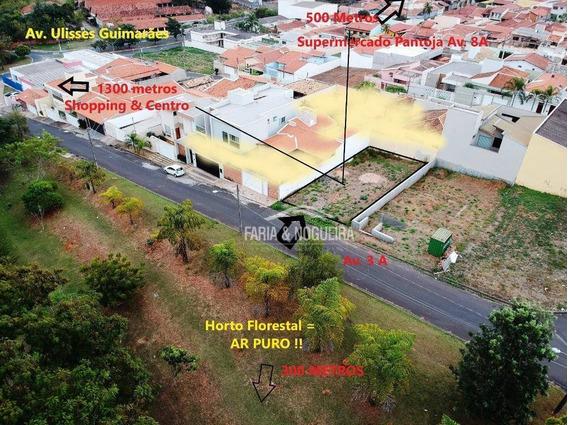 Terreno À Venda, 288 M² Por R$ 215.000,00 - Bela Vista - Rio Claro/sp - Te0121