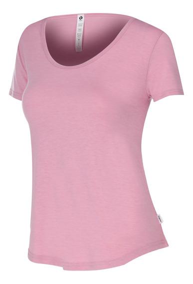 Blusa Ripzone Playa Nori Scoop Mujer Rosa