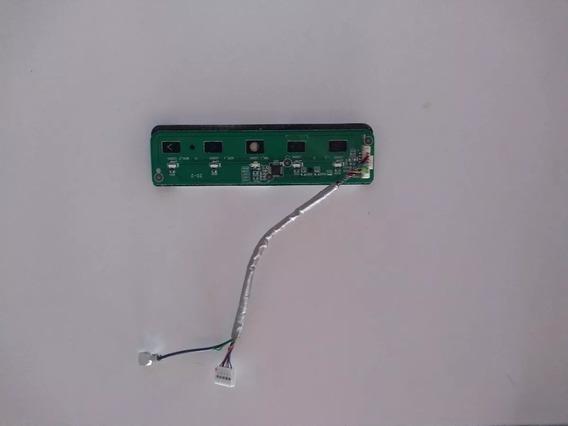 Placa Botao Monitor Aoc E943fwsk.