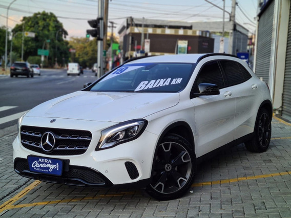 Mercedes Gla 200 Night 1.6. Tb 16v Flex Aut. 2018/2019