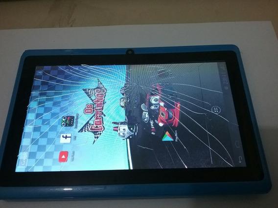 Tablet Navicty Nt-1710 Os Carrinhos Defeito Touch