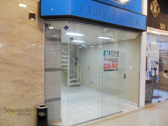Ponto Comercial Para Alugar No Bairro Centro Em Curitiba - - 7156-2