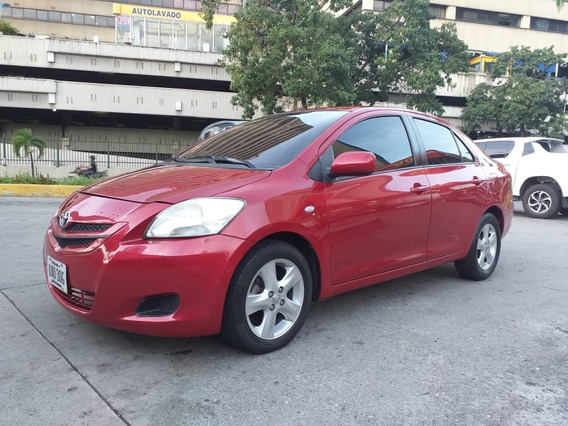 Toyota Yaris 2008 Belta Sincronico