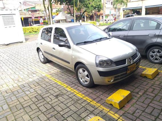 Renault Clio Automático