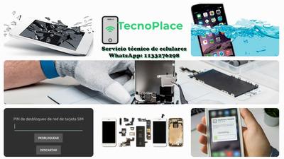 Servicio Técnico Reparación Samsung Lg Motorola Apple