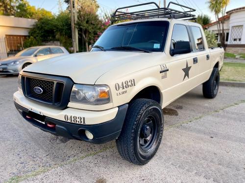 Ford Ranger Dc Xl Plus 3.0 Diesel 4x4 Manual Muy Buena
