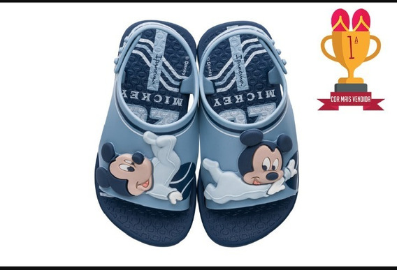 Chinelo Infantil Ipanema Love Disney Baby