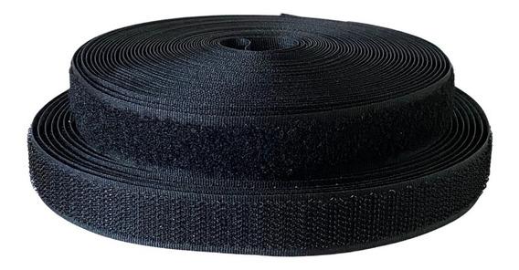 Abrojo 20 Mm / 2 Cm Ancho Rollo De 10 Mts 70% Polyester