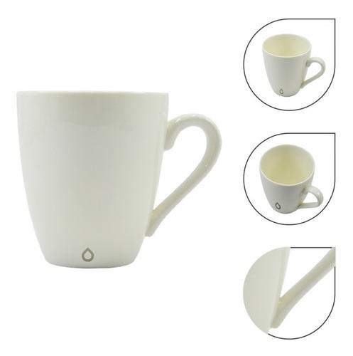 Imagen 1 de 4 de Mug Para Café, Chocolate O Té Con Asa.