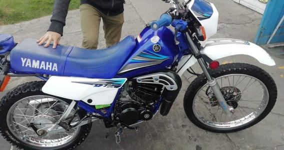 Yamaha Dt 125 Modelo 2001