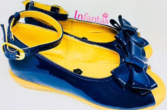 Zapatos Niña - Cerrados Azul