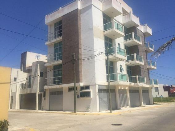 Departamento Amueblado En Renta, Rufino Tamayo. Fracc. Paraíso.