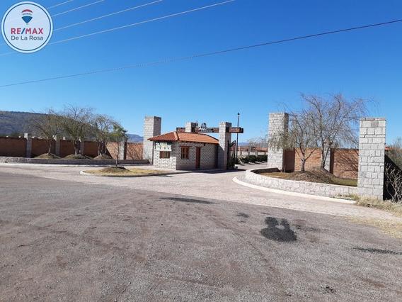 Terreno Fraccionamiento Campestre Quintas Los Sauces Cercano A Colonia Hidalgo