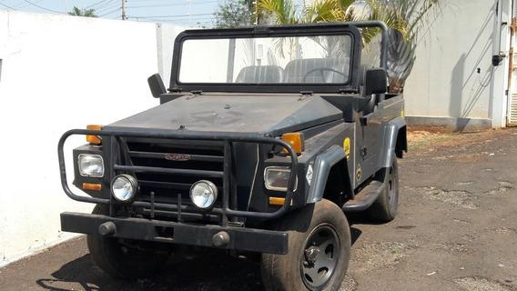 Toyota Bandeirante Jeep Capota Aberta