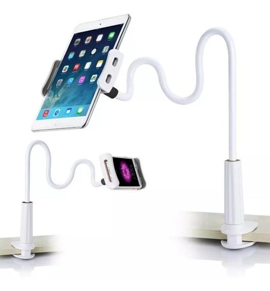 Suporte Universal Tablet Articulado Flexível Cama Mesa - Vex
