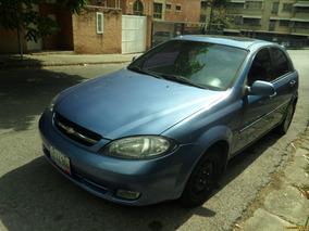 Chevrolet Optra Lt Hb - Sincronico