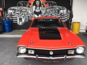 Ford Maverick Gt 1974 Vermelho Gasolina