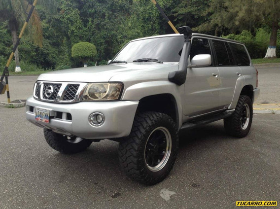 Nissan Patrol Sport Wagon 4x4 Grx